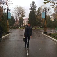 Omonov Azim, 25 лет, Близнецы, Ташкент