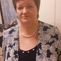 галина, 61 год, Телец, Санкт-Петербург