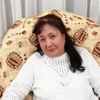 Найля, 60 лет, Близнецы, Уфа