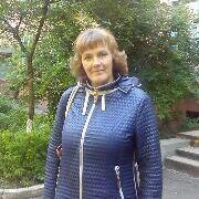 Елена, 52 года, Рак