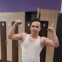 Абдул, 23 года, Водолей, Москва