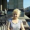Галина, 63, г.Кингисепп