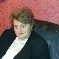 Алла, 58 лет, Овен, Санкт-Петербург