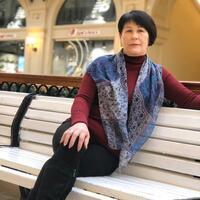 Валентина, 55 лет, Скорпион, Москва