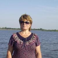 анна, 64 года, Рыбы, Курск