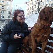 Аэлита, 54, г.Иглино