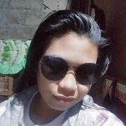 Angel Yabes 20 лет (Скорпион) Манила