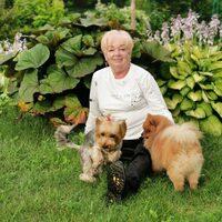 Майя, 61 год, Телец, Витебск