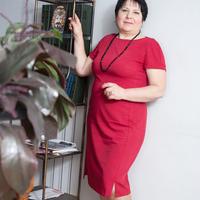Лилия, 54 года, Водолей, Москва