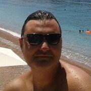 SERDAR OKAY, 39, г.Стамбул
