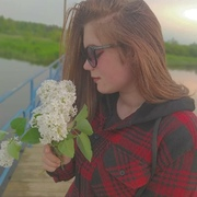 Начать знакомство с пользователем Кристина Мирная 21 год (Рыбы) в Людинове