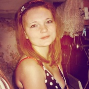 Анастасия Волк, 24, г.Арамиль