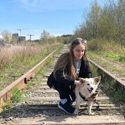Анастасия, 18, г.Петрозаводск