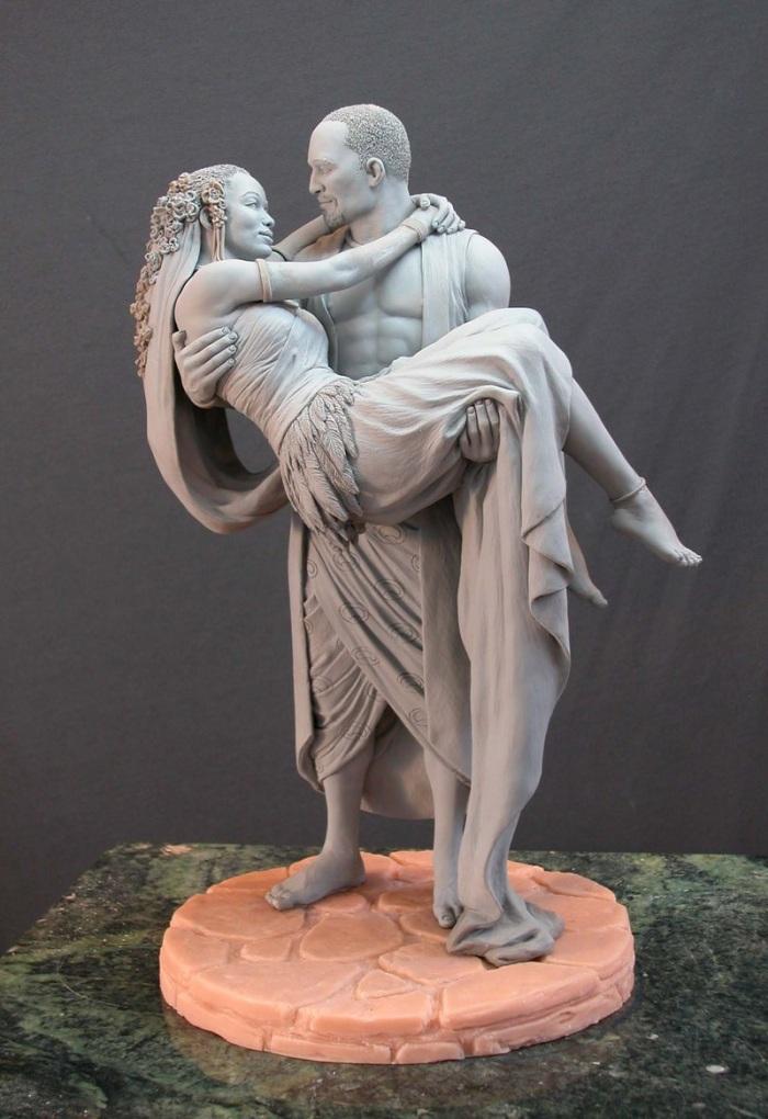картинки на тему скульптура гинекологическое заболевание