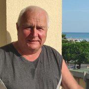 Владимир, 73, г.Пушкин