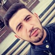 Саидмалик 26 лет (Скорпион) Заамин