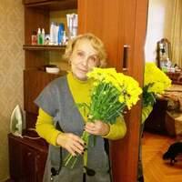 Елена, 72 года, Водолей, Петродворец
