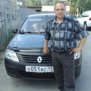 Владимир, 52, г.Сосногорск