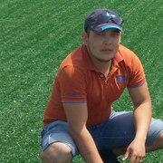Ербол 32 года (Телец) Каратау