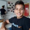 Neymar, 18, г.Афины