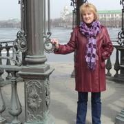 Елена, 57 лет, Дева