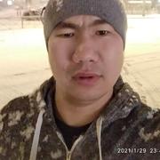 Баир, 37, г.Чита