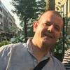 serb, 40, Belgrade