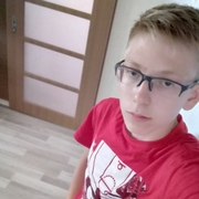 Антон 18 лет (Рак) Уфа