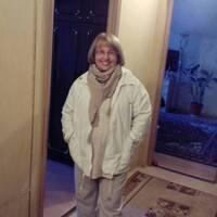 Елена, 62 года, Козерог, Санкт-Петербург