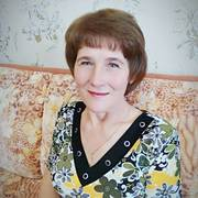 Валентина, 60, г.Бавлы