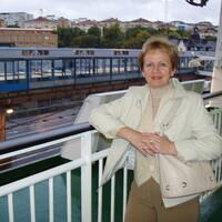 Людмила, 65 лет, Близнецы, Санкт-Петербург