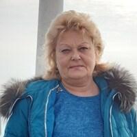 Люба, 60 лет, Весы, Керчь