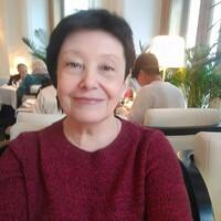 Людмила, 66 лет, Весы, Москва