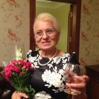 Tamara Shkilnyk, 76 лет, Скорпион, Москва