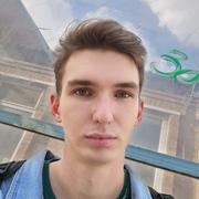 Никита 21 год (Рыбы) на сайте знакомств Новороссийска