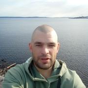 Илья 35 лет (Весы) Петрозаводск