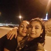 ольга, 22, г.Ашхабад