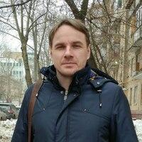 Василий, 40 лет, Лев, Москва
