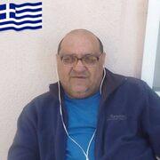 Σπυρος, 21, г.Афины