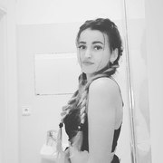 Вікторія, 23, г.Прага