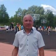 виктор, 62, г.Сланцы