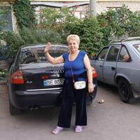 бесчасная  мария, 70 лет, Козерог, Николаев