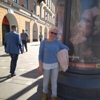 ГАЛИНА, 61 год, Козерог, Санкт-Петербург