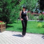 Елена 42 года (Стрелец) Шымкент
