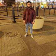 Saidakramov A 24 Санкт-Петербург
