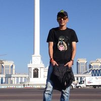 Bull, 48 лет, Козерог, Алматы́