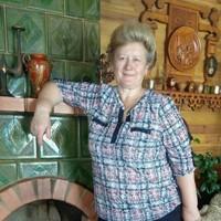 Нина, 58 лет, Телец, Островец