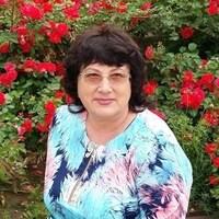 Галина, 64 года, Телец, Симферополь