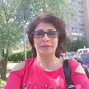 Dinara 51 год (Водолей) Душанбе