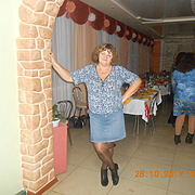 Татьяна, 61, г.Анна